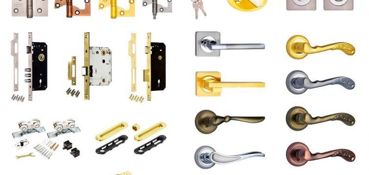 (Рус) Как выбрать дверные замки и дверную фурнитуру