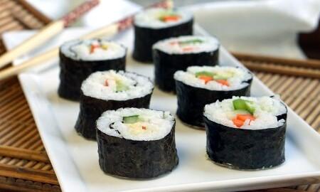 Какие суши стоит попробовать в Рок-н-Ролл