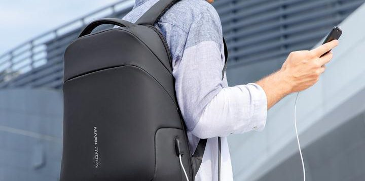 (Рус) Преимущества рюкзаков Mark Ryden