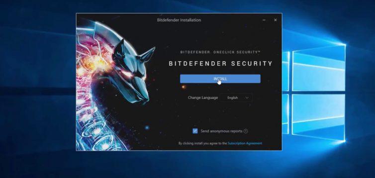 Глобальний лідер у галузі кібербезпеки – антивірус Bitdefender