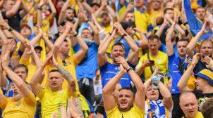 В Госдуме РФ требуют наказать украинских фанатов за кричалку о Путине
