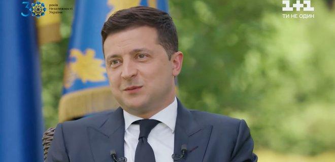 """Зеленський заявив, що він особисто передав інформацію про """"вагнерівців"""" Лукашенку"""