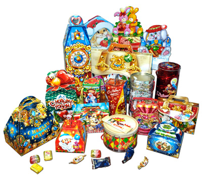 Як вибрати солодкі подарунки на Новий рік