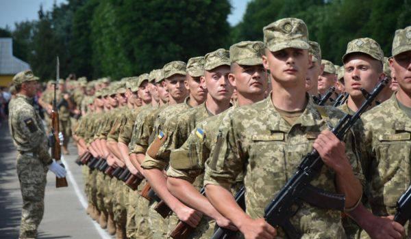 """У """"Слузі народу"""" назвали терміни скасування обов'язкового призову в армію"""