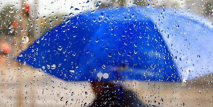 Частину України накриють дощі з грозами