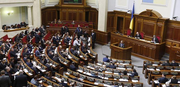 До Верховної Ради проходять чотири партії