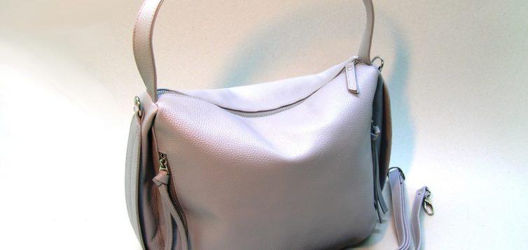 (Рус) Как выбрать женские кожаные сумки от производителя