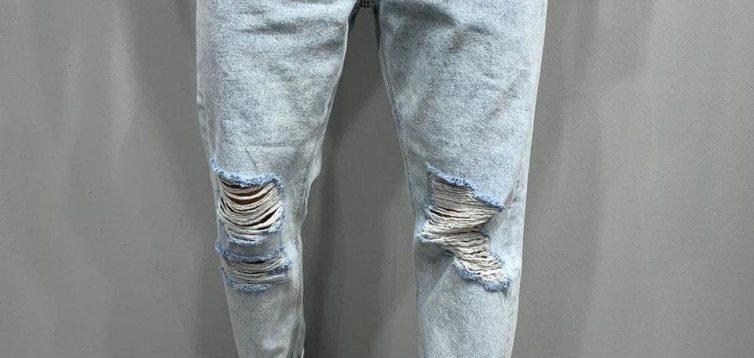 (Рус) Как выбрать мужские джинсы в Лебутик