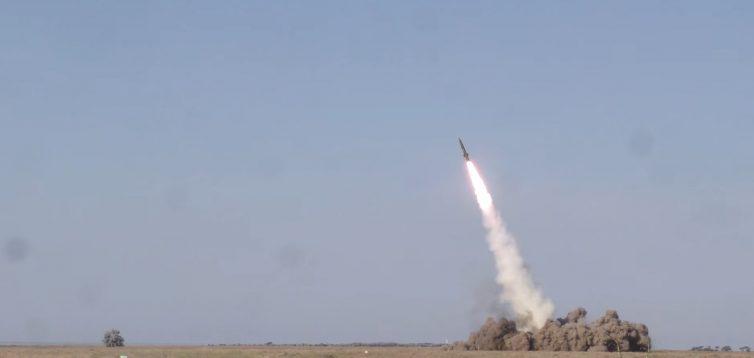 ВСУ провели успешные испытания реактивного снаряда «Тайфун-1» для РСЗО «Верба»