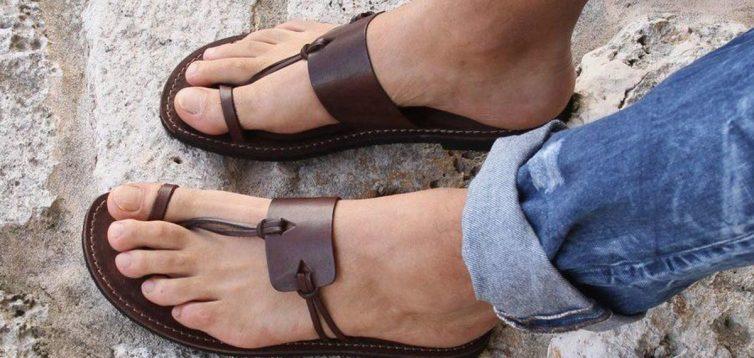 (Рус) Какие выбрать мужские сандалии