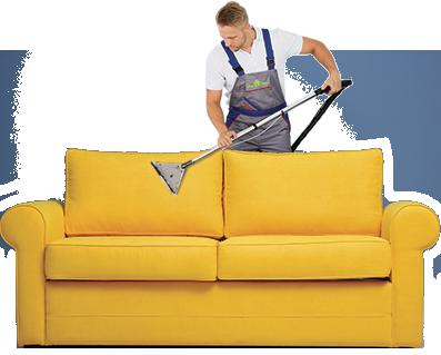 (Рус) Услуги по химчистке диванов в Киеве