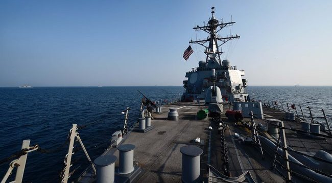 Кораблі США покинули Чорне море після навчань Sea Breeze