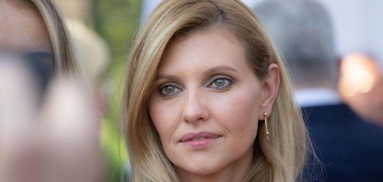 Олена Зеленська хоче провести саміт дружин та чоловіків глав держав