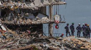 Кількість жертв в результаті обвалення багатоповерхівки в Майамі зросла до 46