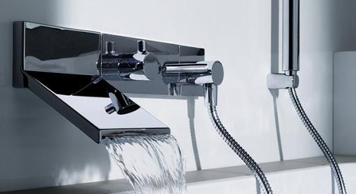 (Рус) Какими бывают смесители для ванн