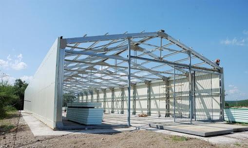 (Рус) Строительство зданий из металлоконструкций