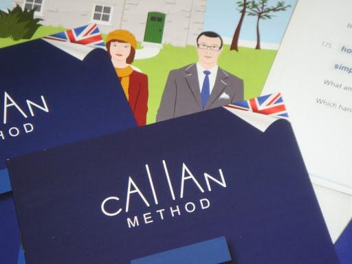 Вивчення іноземної мови за методом Callan