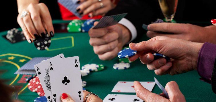 (Рус) Пре-флоп в покере: что он значит