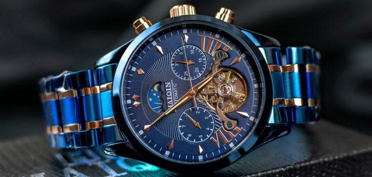 (Рус) Механические наручные часы: изучаем плюсы и минусы