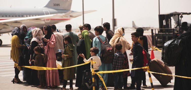 Україна прийме біженців з Афганістану