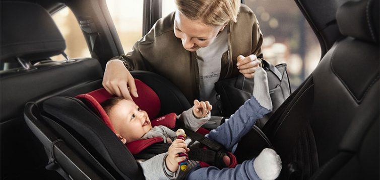 (Рус) Как выбрать детское автокресло