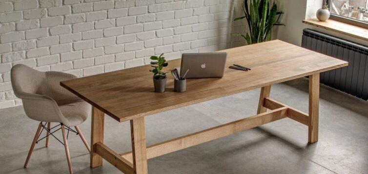 (Рус) Советы по выбору деревянных столов