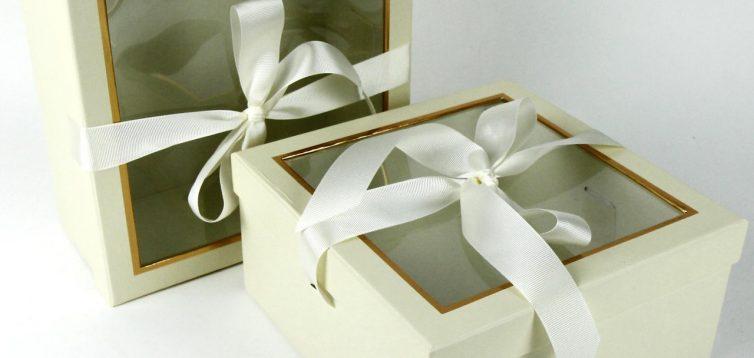 (Рус) Как выбрать коробку для подарка