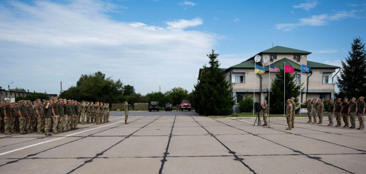 В Украину прибыл спецназ США для проведения учений с украинскими коллегами