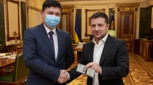 """Голова Миколаївської ОДА назвав війну на Донбасі """"громадянською"""""""