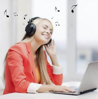 (Рус) Преимущества прослушивания музыки онлайн