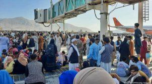 Байден повідомив, коли США закінчать евакуацію людей з Афганістану