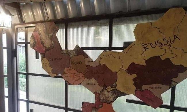 """Адміністрація кам'янського ресторану """"Navigator"""" вибачилася за карту з російським Кримом"""