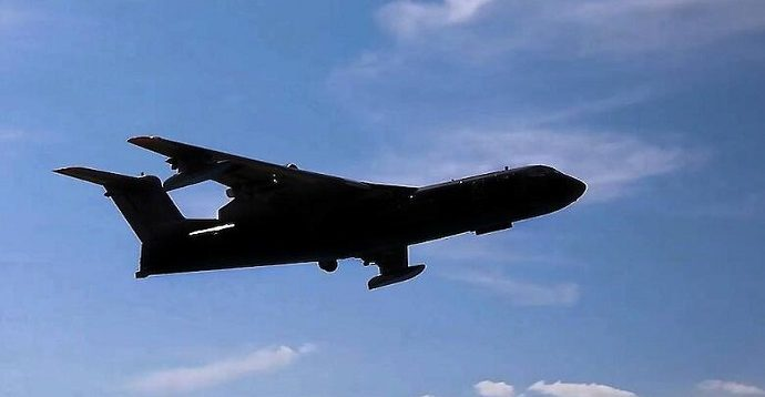 З Афганістану вилетів третій літак із сотнею українців