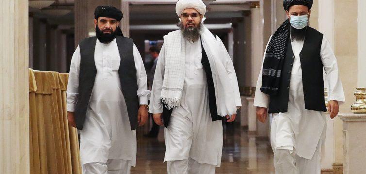 "Україна уклала угоду з рухом ""Талібан"""