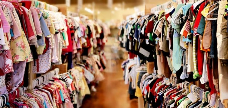 (Рус) Модная стоковая одежда оптом