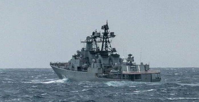 Іспанія відмовилася пускати в свій порт російські військові кораблі