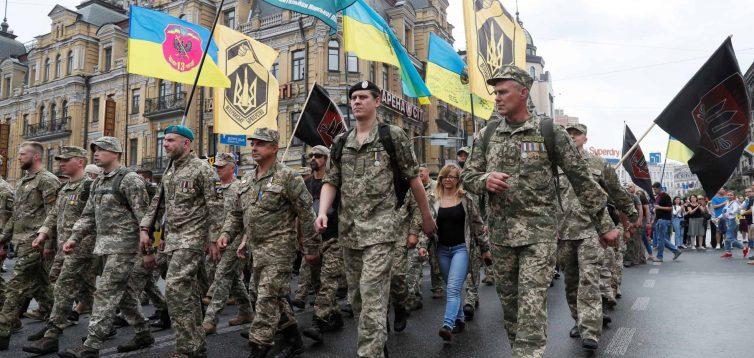 У Києві в День Незалежності пройде 3 паради