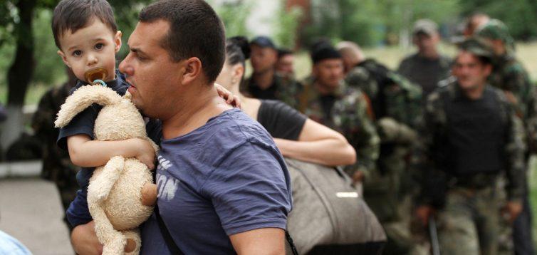 В Україні впроваджуються нові пільги для переселенців з Криму та Донбасу
