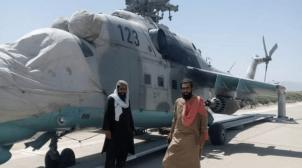 Таліби захопили значну частину військової техніки США в Афганістані