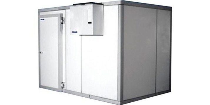 (Рус) Преимущества промышленной  холодильной камеры