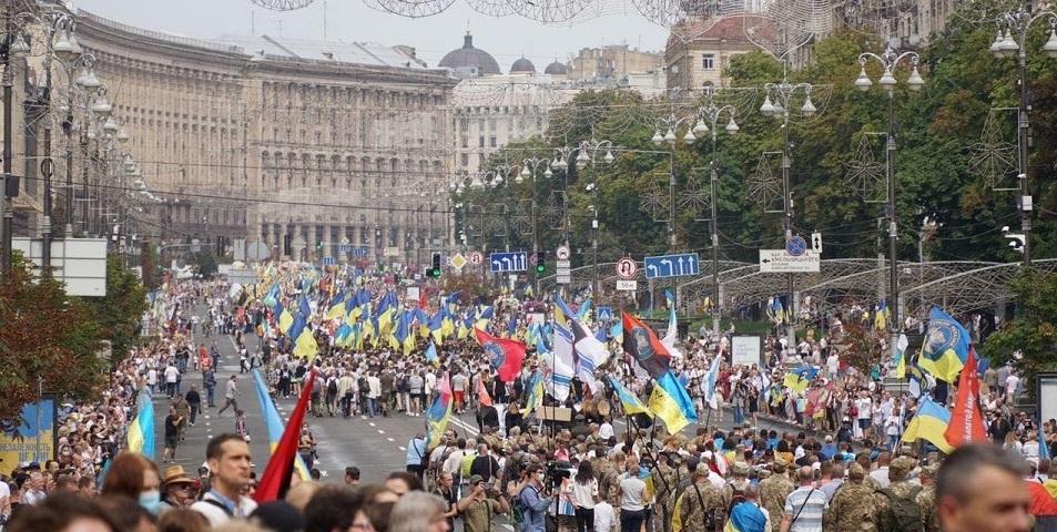 У Русі ветеранів України заявили, що Маршу захисників до Дня Незалежності в Києві не буде