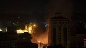 Ізраїль завдав ударів по Сектору Гази