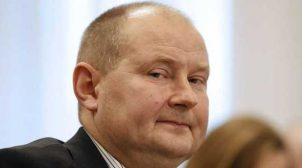 Нардеп Лерос заявив, що Зеленський провів таємну зустріч з суддею Чаусом