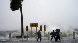 """США накрив ураган """"Іда"""" — один з найсильніших в історії країни"""