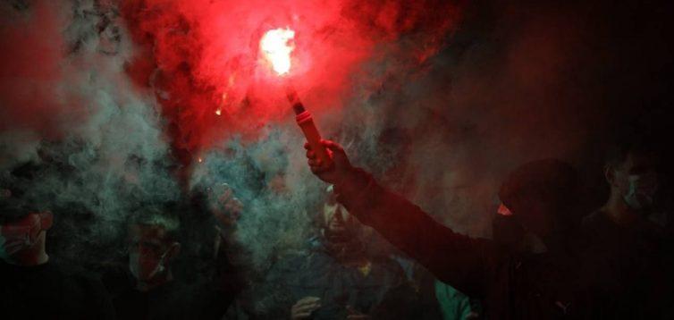 Нацкорпус заявив, що СБУ готується до штурму їх бази у Києві