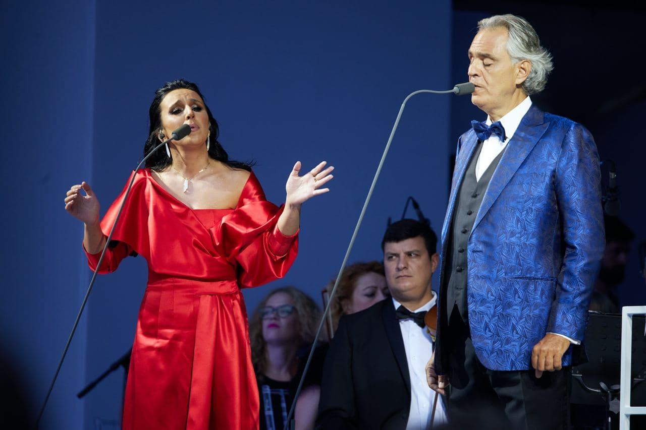 Скандал с выступлением Бочелли: концерт оказался «только для избранных»