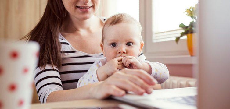 (Рус) Как можно заработать деньги сидя дома с ребенком