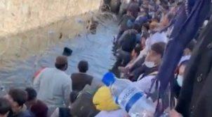 """Афганці ховаються в каналізації, щоб втекти від """"Талібану"""""""