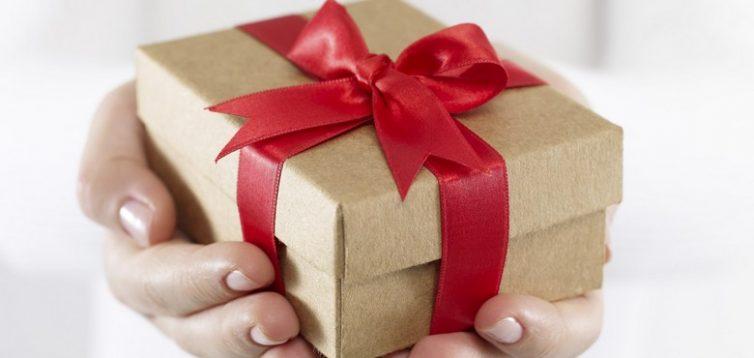 (Рус) Упаковка подарка для любимого человека – простые способы
