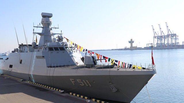 ВМС України почали формувати екіпаж першого корвету типу Ada, який будується в Туреччині